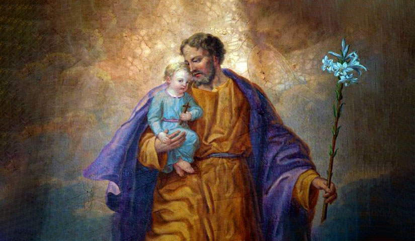 Ci dimentichiamo spesso di San Giuseppe