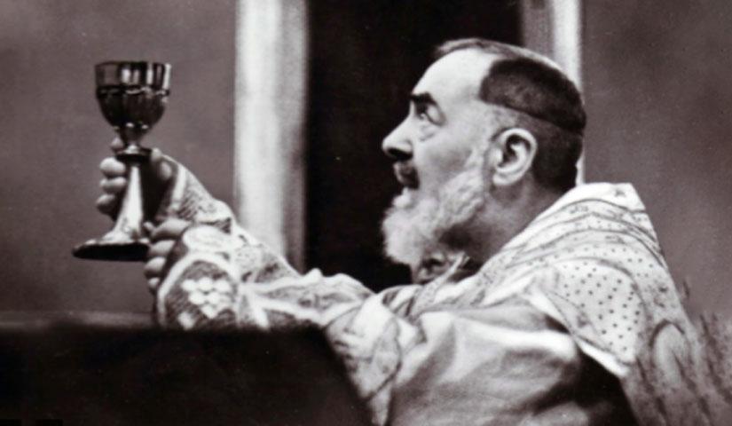 Padre Pio segregato e si chiedeva se si sarebbe salvato
