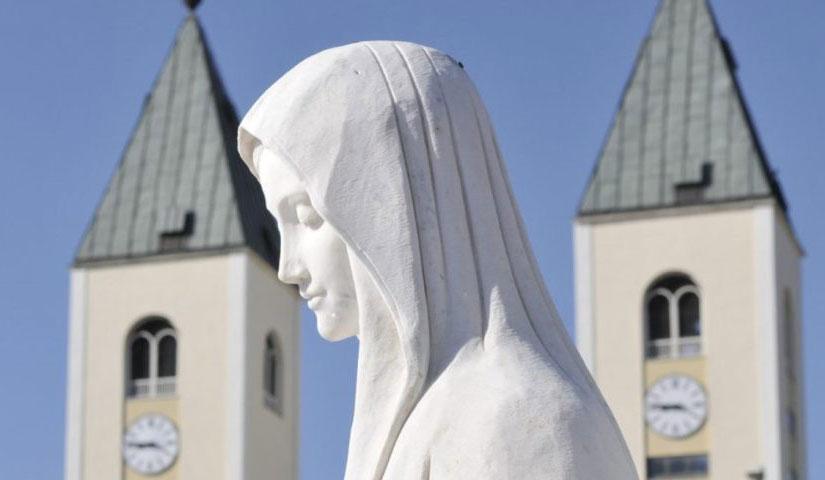 Era ateo ma Maria lo ha portato tra le braccia di Gesù