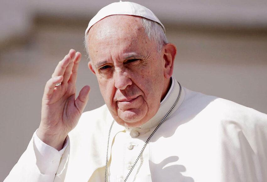 il difetto del Papa