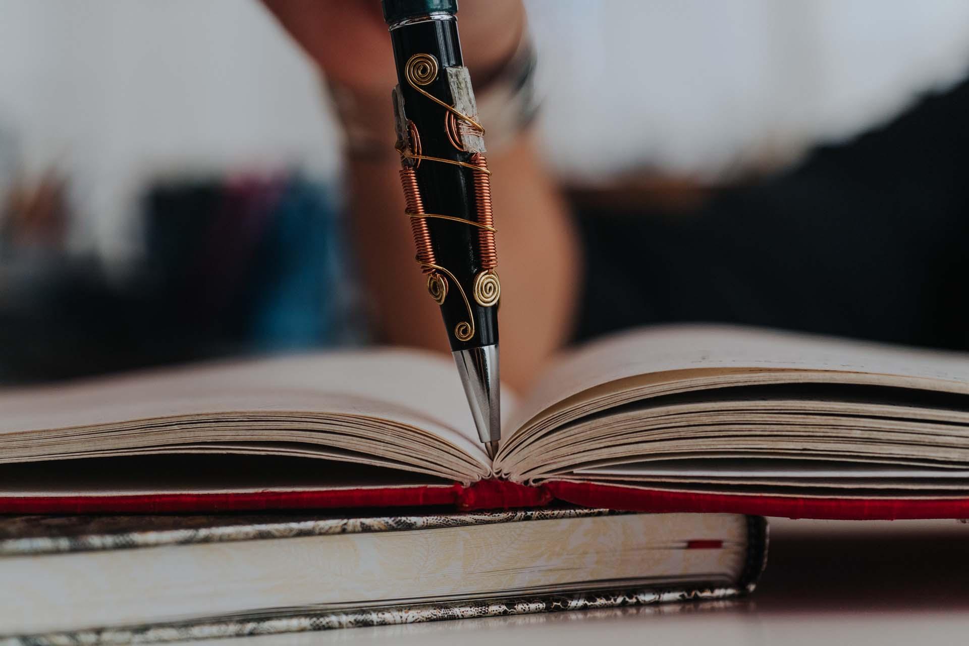 La scrittura automatica è una porta per satana