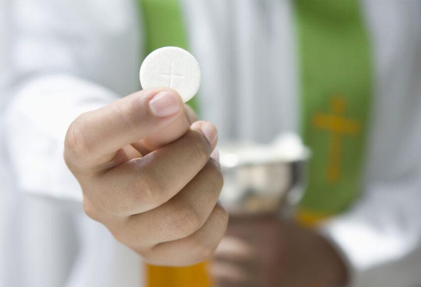 accogliere Gesù Eucaristia