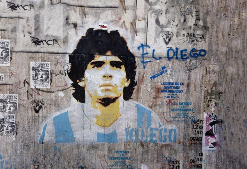 Maradona non è un dio