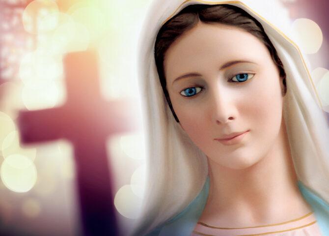 Preghiera insegnata dalla Madonna a Medjugorje