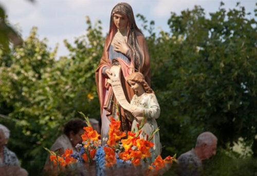 devozione a sant'anna mamma di Maria