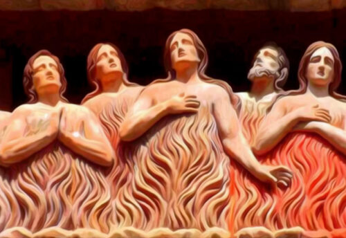 Una bellissima devozione francescana per le anime del purgatorio