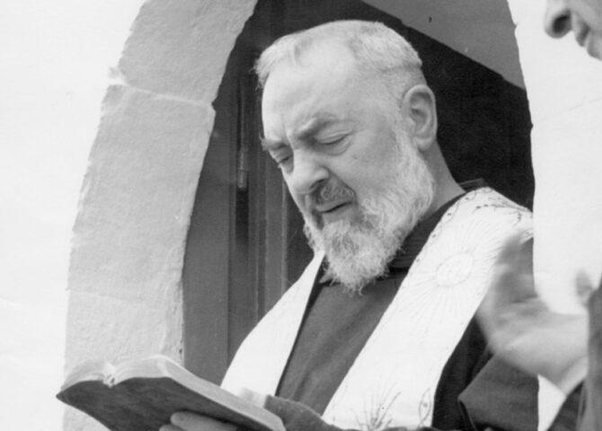 la sicurezza di padre Pio
