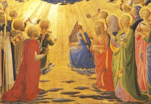 Le anime sante del purgatorio; perché sante?