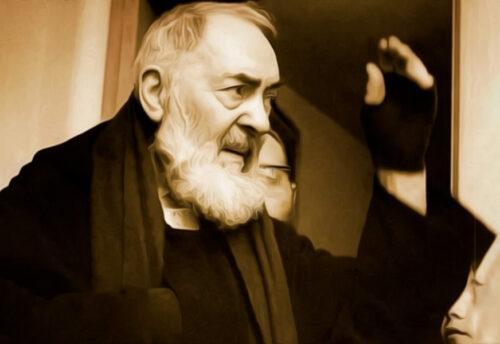 Padre Pio e Lucietta la morta resuscitata