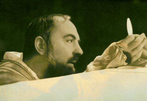 Padre Pio il dito di Dio
