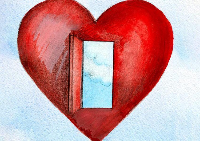 aprire il cuore