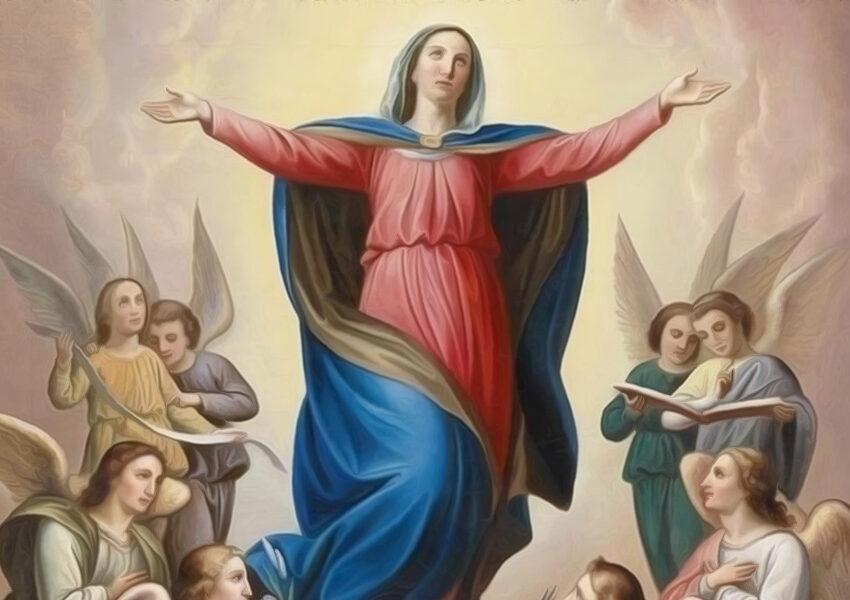 Maria è aiuto del genere umano, chi si affida a lei si salva