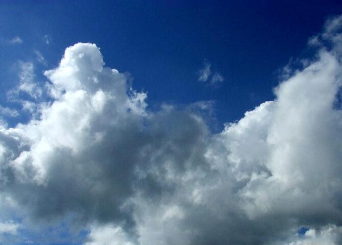 Dio si nasconde dietro una nube scriveva Padre Pio