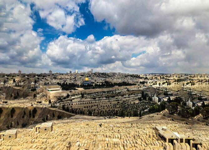 Ripercorriamo i luoghi della Bibbia