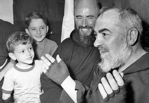 Padre Pio e il miracolo di Firenze